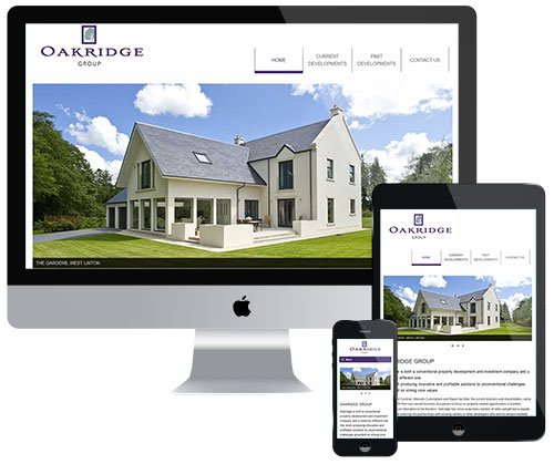 Oakridge Website